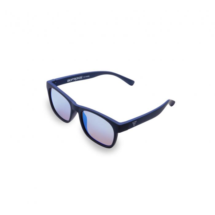 Детские фуллереновые очки Tesla Hyperlight Eyewear, Model 402 Синие