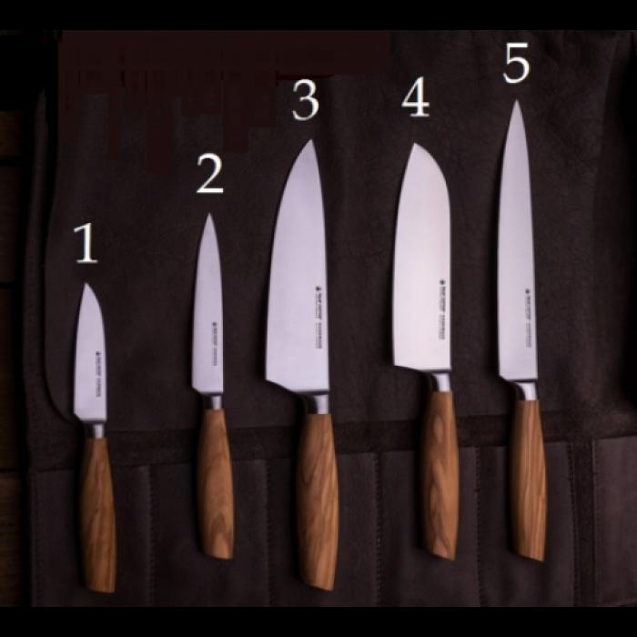 Size S Olive Нож Шеф 18 см от Цептер