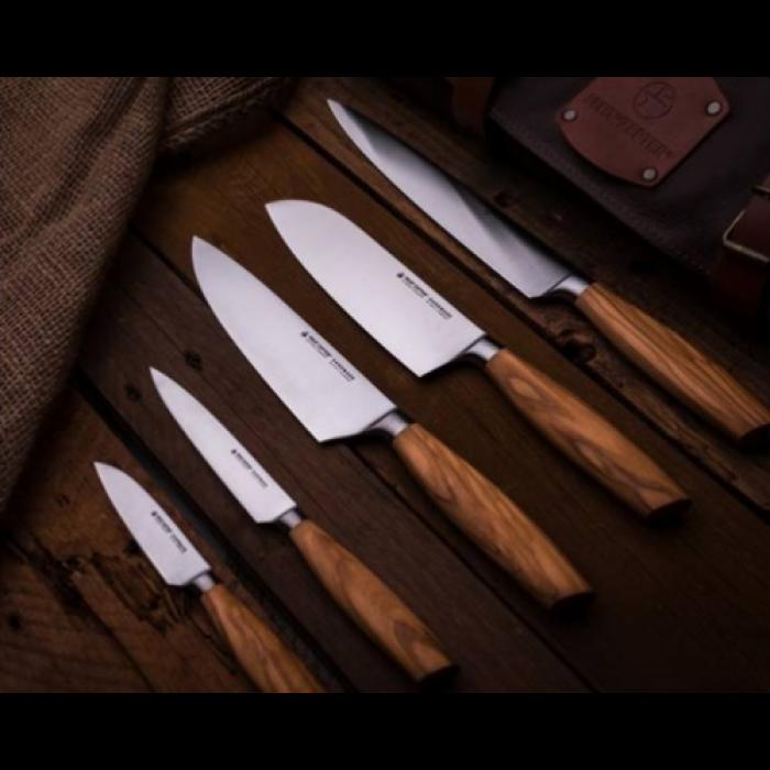 Size S Olive Нож для мяса 21 см от Цептер