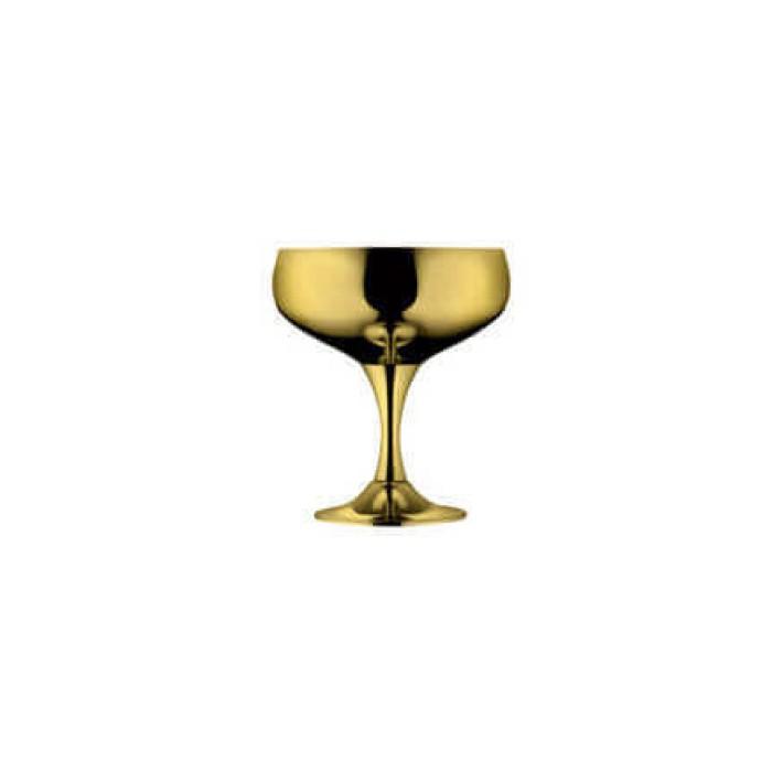 Набор Барон из 6 шт креманок - позолота