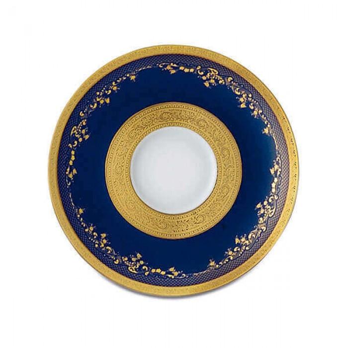 Фарфор Royal Gold - Кофейный набор Дополнение Кобальт (12 Единиц)