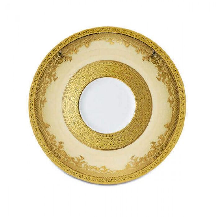Фарфор Royal Gold - Кофейный набор Дополнение Кремовый (12 Единиц)