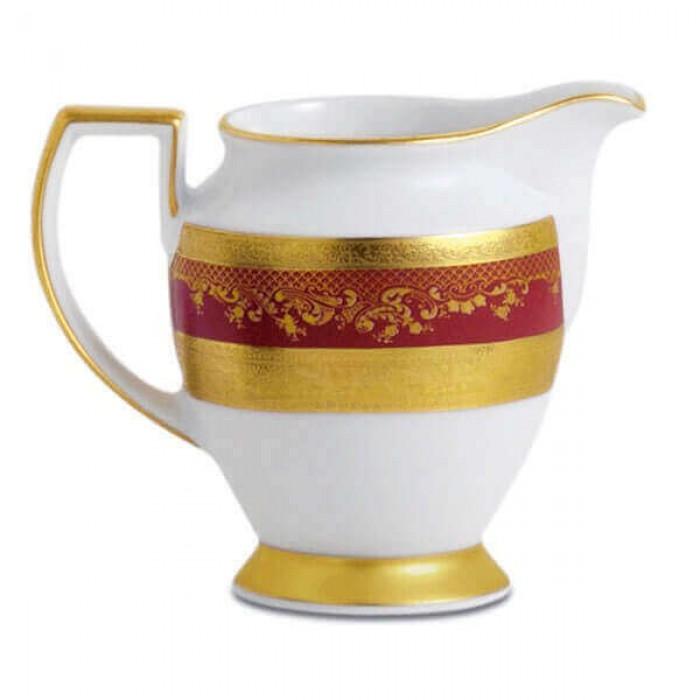 Фарфор Royal Gold - Полный Набор на 12 Персон Бордо (70 Единиц)