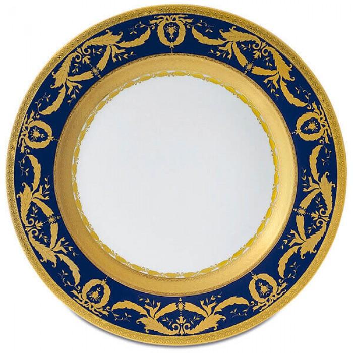 Фарфор Imperial Gold - Полный Набор на 6 Персон Кобальт (40 Единиц)