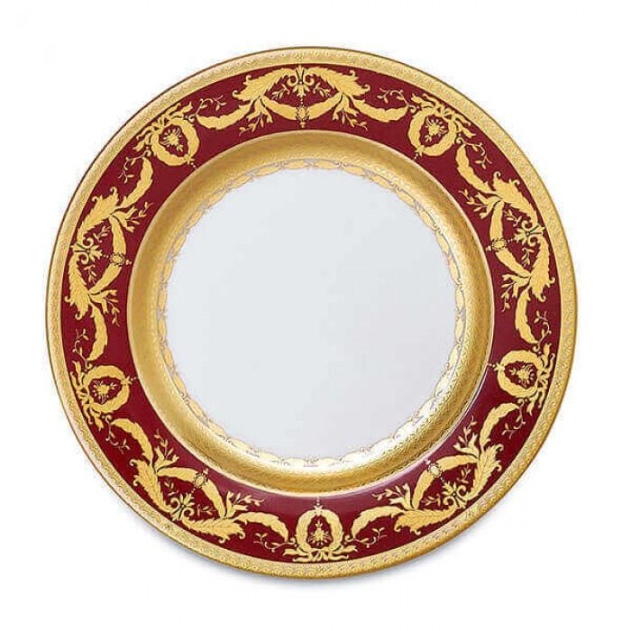 Фарфор Imperial Gold - Набор для Ужина Дополнение Бордо (18 Единиц)
