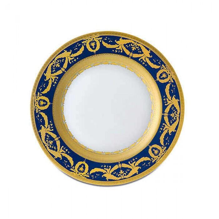 Фарфор Imperial Gold - Набор для Ужина Дополнение Кобальт (18 Единиц)