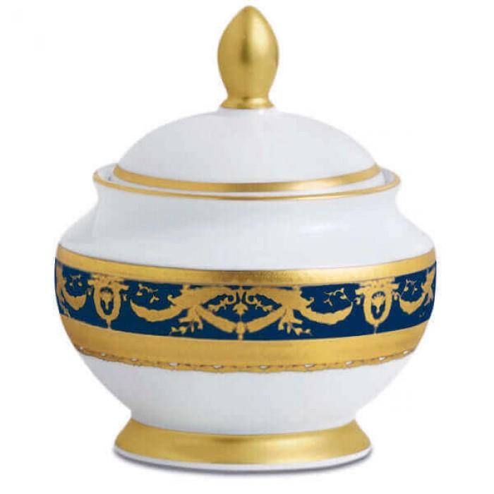 Фарфор Imperial Gold - Кофейный Набор 12 Персон Кобальт (27 Единиц)