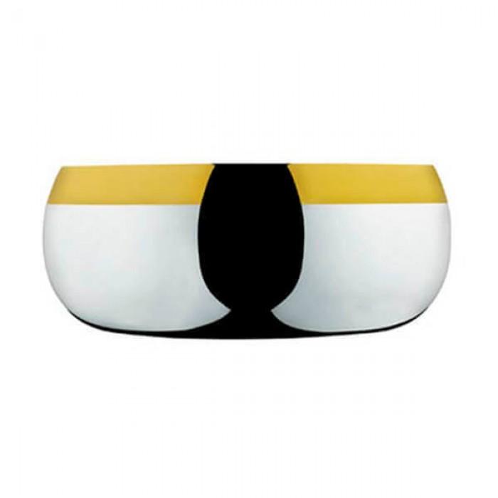 "Чаша ""Барон"" диаметром 24 см - с золотым декором"