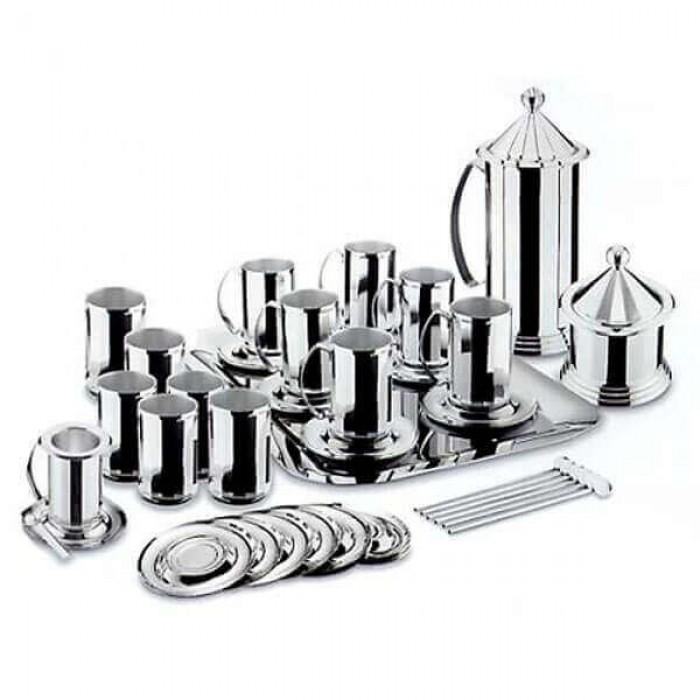 Мини-набор «Тайга» - нержавеющая сталь