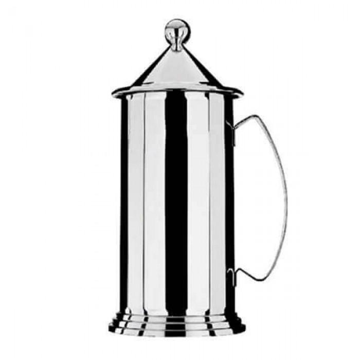 Термос 1,2 литра - посеребренный
