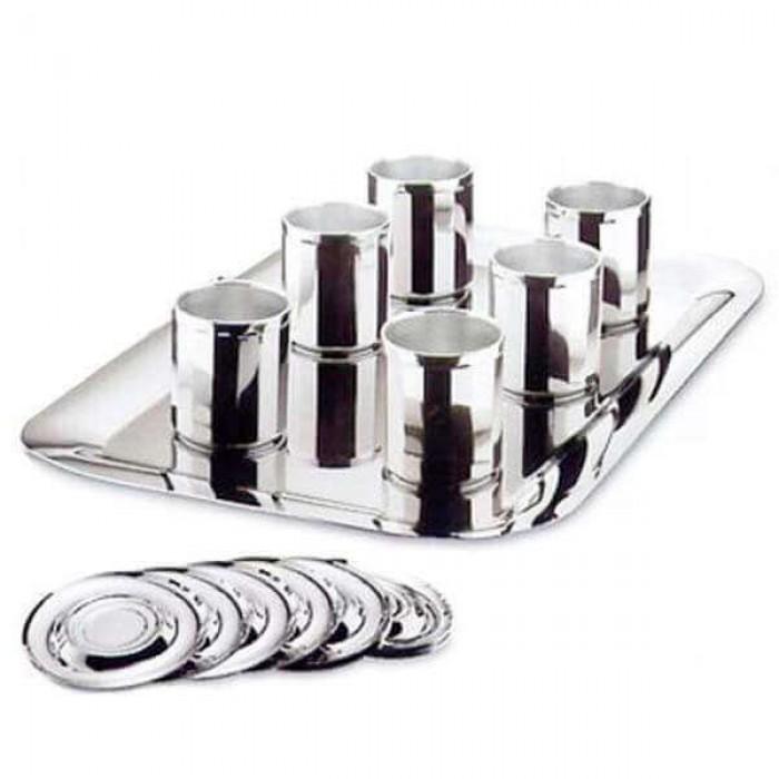 Мини-набор «Кинг» - нержавеющая сталь