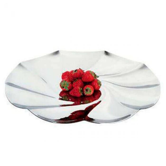 """Круглая ваза для фруктов """"ROSE"""""""