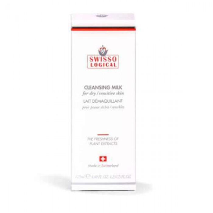Очищающее молочко для сухой/чувствительной кожи, 125 мл