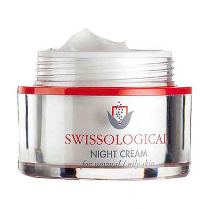 Ночной крем для сухой/чувствительной кожи, 50 мл