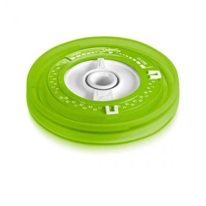 Универсальная крышка Ø4-8 см зеленая