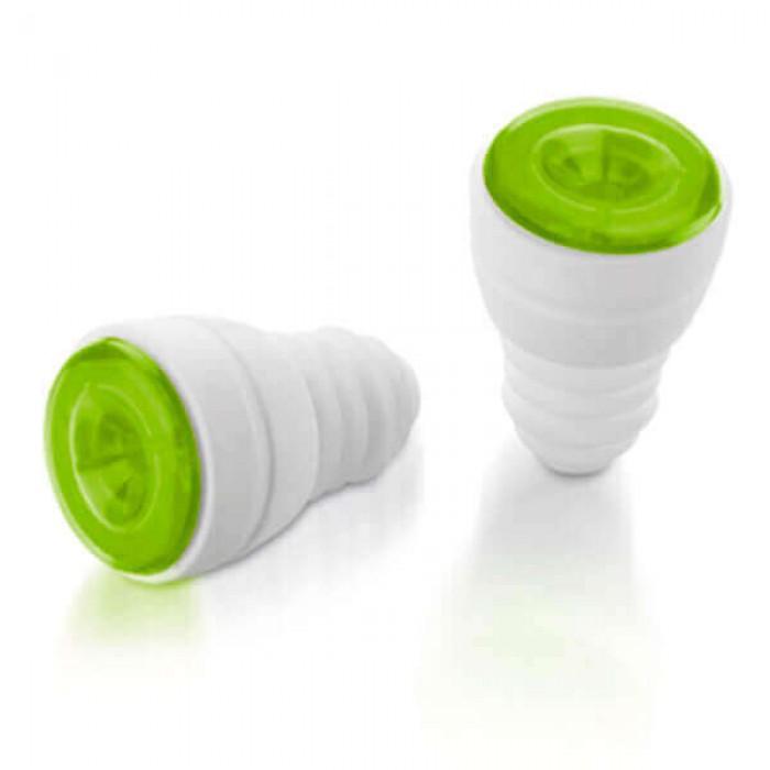 Пробки для бутылок 2 шт Ø1,7-2 см зеленые