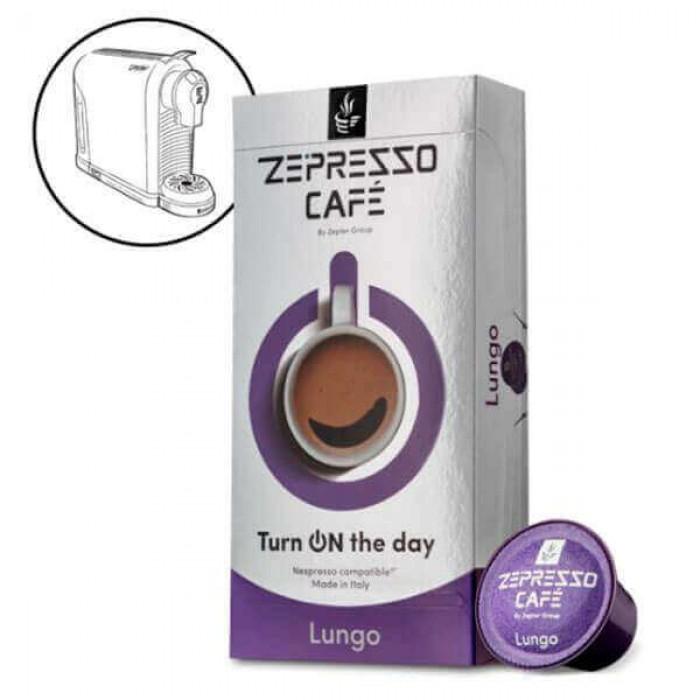 "Кофе Zepresso Cafe ""Lungo"""