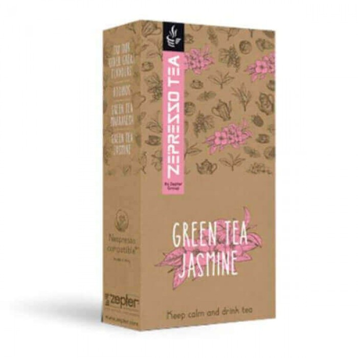 "Чай Zepresso Tea ""Green Tea Jasmin"""