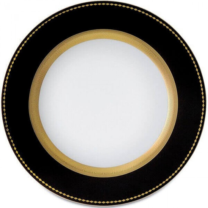 Фарфор Black & White - Набор для Ужина Дополнение Черно-Белые (18 Единиц)