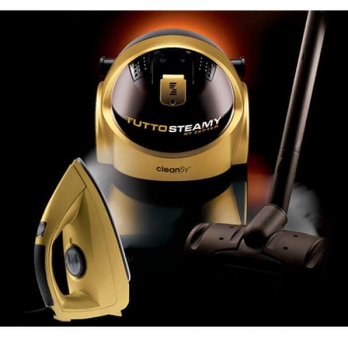 Tuttosteamy Gold - (Система очистки паром)