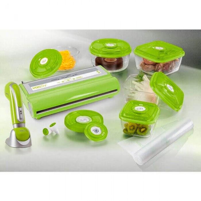 Вакуумный насос VACSY зеленый